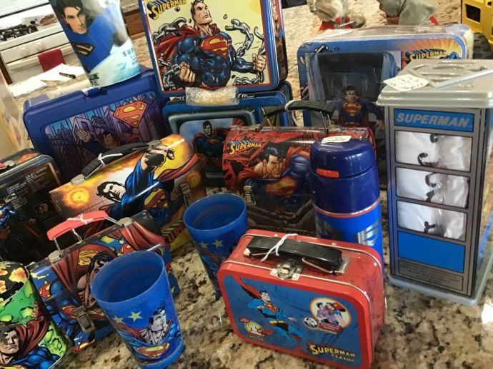 Superman Collectables