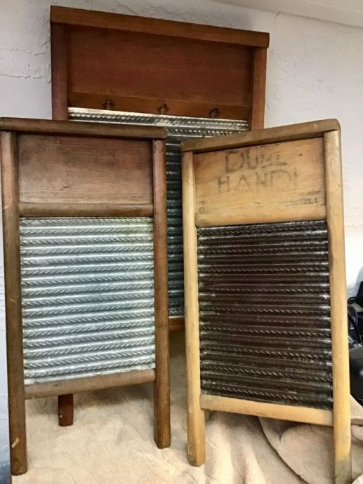 Vintage Washboards