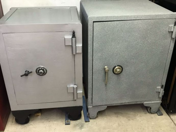 Antique Safes