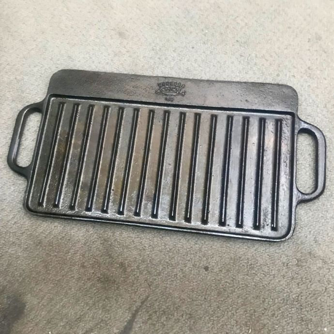 Cast Iron Griddle