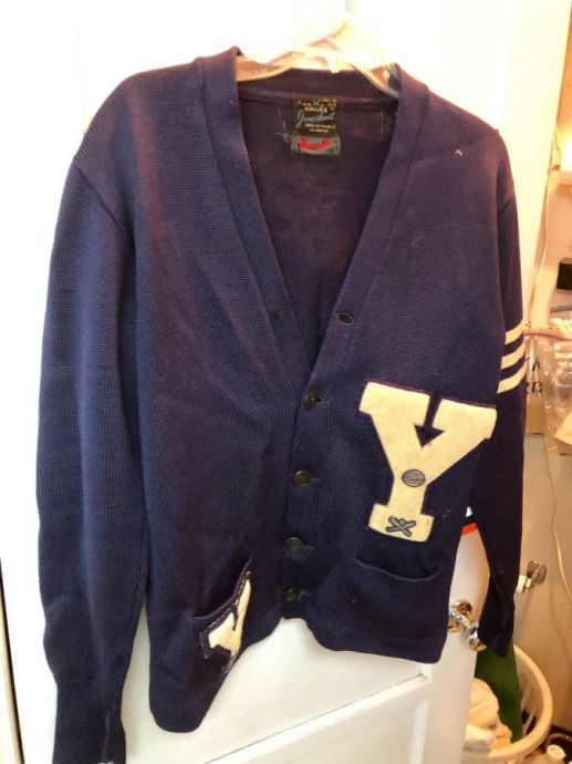 Yuma High School Letterman's Sweater