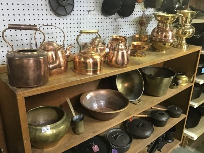 Collectable Collection of Brass & Copper