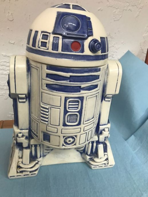Star Wars R2D2 Cookie Jar