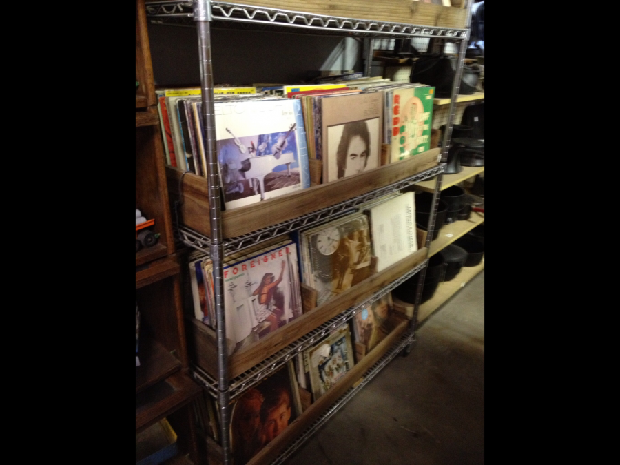Vintage Record Albums & 45 RPM Records- Large Collection