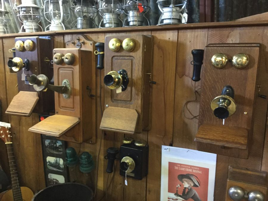 Antique phones · Wood phones - Vintage Phones- Wood Wall Phones, Candlestick Phones, Payphone